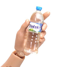 New 4pcs/set 1/6 Soldiers Dolls Scene Props Accessories Mineral Water Bottles Beverage for 12″ Action Figure Doll Toys