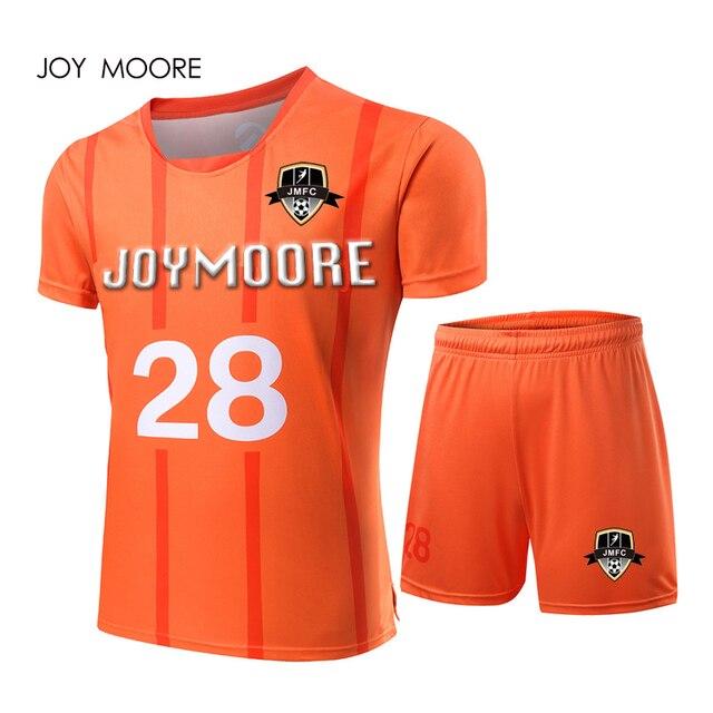 e9a9baae5 full sublimated soccer jerseys Thai Quality newest Men's stripes sport  football uniforms Set custom