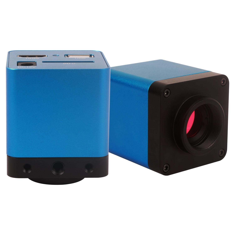 AmScope 720p HDMI Digital Camera for Standalone Imaging HD101-M