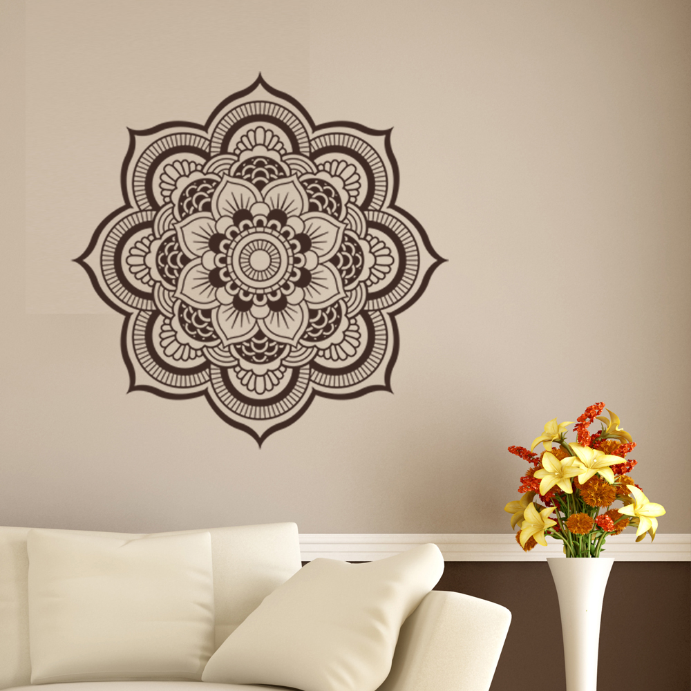 wandtattoo mandala schlafzimmer schlafzimmer finke blumen im sch dlich wandtattoo f rs. Black Bedroom Furniture Sets. Home Design Ideas