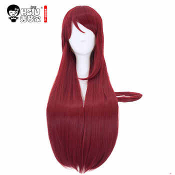 HSIU NEW High quality Riko Sakurauchi Cosplay Wig Love Live! Sunshine!! Costume Play Wigs Halloween Costumes Hair - DISCOUNT ITEM  0% OFF All Category
