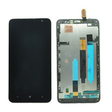 For Nokia Lumia 1320 LCD Display with Touch Screen Digitizer Assembly with frame Free Shipping