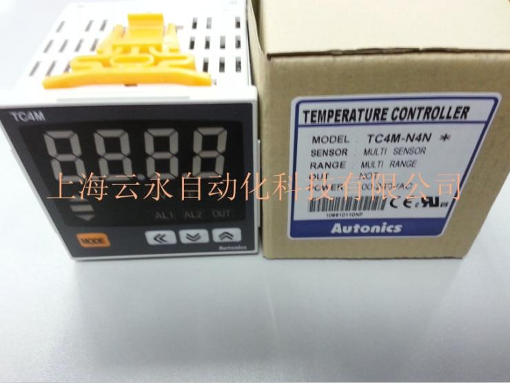 New original authentic TC4M-N4N Autonics thermostat temperature controller стоимость