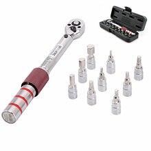 Набор гаечных ключей для велосипеда 2 15 Нм инструменты ремонта