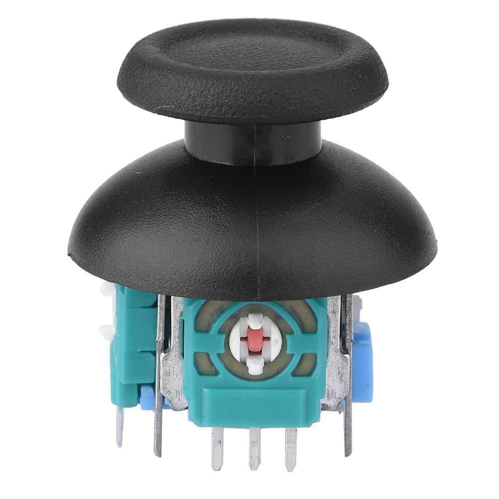 2 шт. аналоговый джойстик замена ДЖОЙСТИК ручка колпачок кнопки для sony playstation Dualshock 4 PS4 Геймпад контроллер запчасти для ремонта