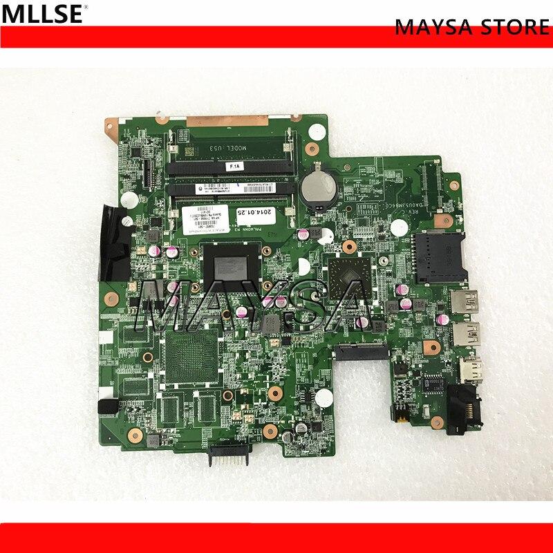 Здесь продается  703857-001 DA0U53MB6C0 REV:C 703857-501  for HP 14-B 14Z-B A4-4355M laptop Motherboard 100% Tested  Компьютер & сеть