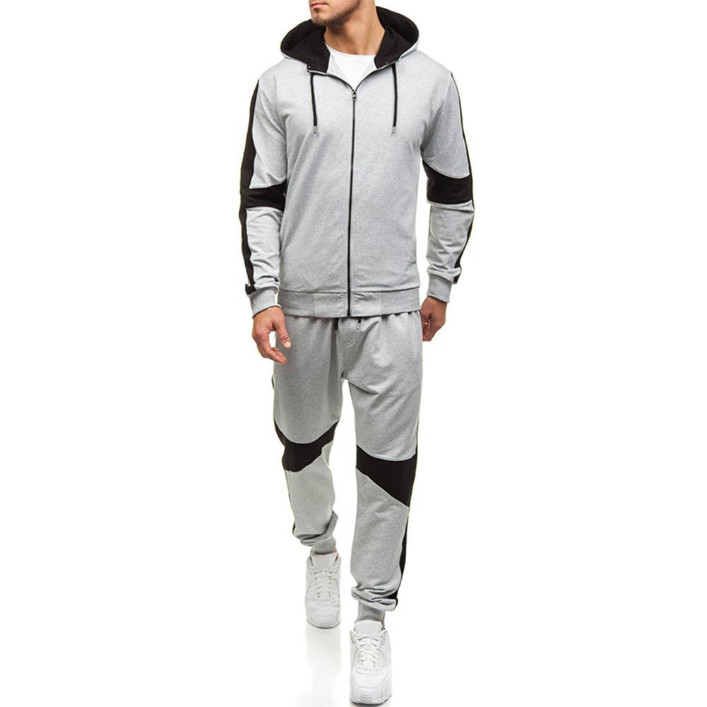 Men's Sets Bright Mens Sportswear Men Clothes 2018 Plus Size Xxxxl Hoody Tracksuit Men Moletom Masculino Suit For Men Winte Long Sleeve Zipper Sales Of Quality Assurance