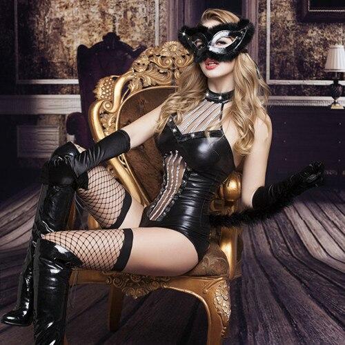 Seksikas kassi (jänku) kostüüm