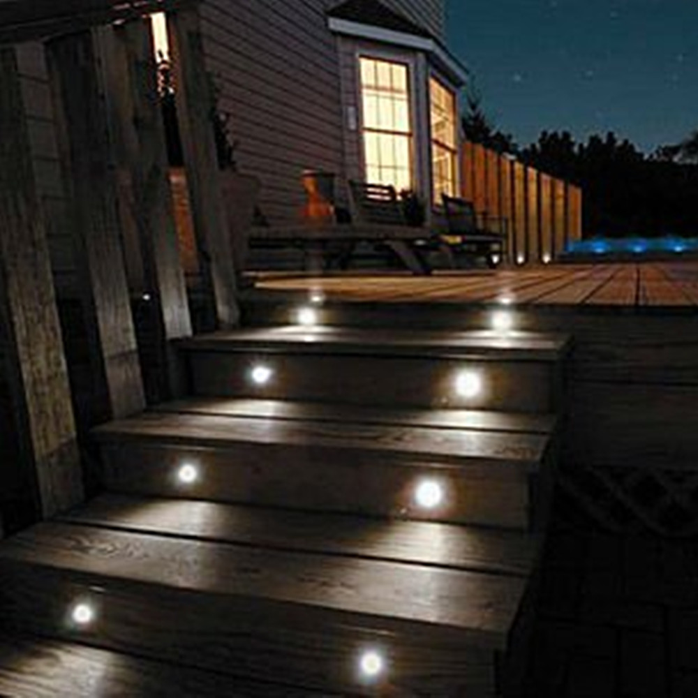 10pcslot 30mm width outdoor garden lighting ip67 06w led deck 10pcslot 30mm width outdoor garden lighting ip67 06w led deck light led underground lamps kit with 8w led driver in underground lamps from lights mozeypictures Image collections