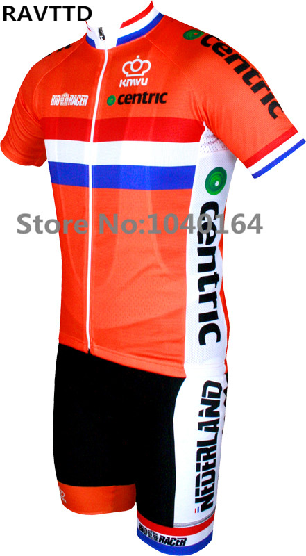 Netherlands Men Bike Cycling Clothing Sets Roupa Ciclismo/Breathable Racing Dutch Team Bicycle Bike Cycling Jerseys Sportswear 5pcs lot netherlands dutch keyboard for macbook pro 13 a1278 netherlands dutch keyboard mc700 mc724 md101 md102