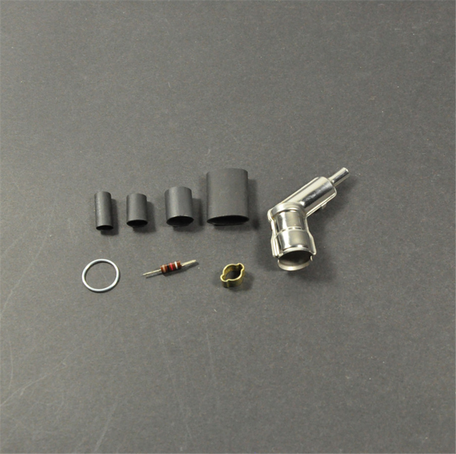 1pc Spark Plug Caps and Boots 120 Degree for NGK CM6 10MM Kit RC Engine  ocuguard 120 caps