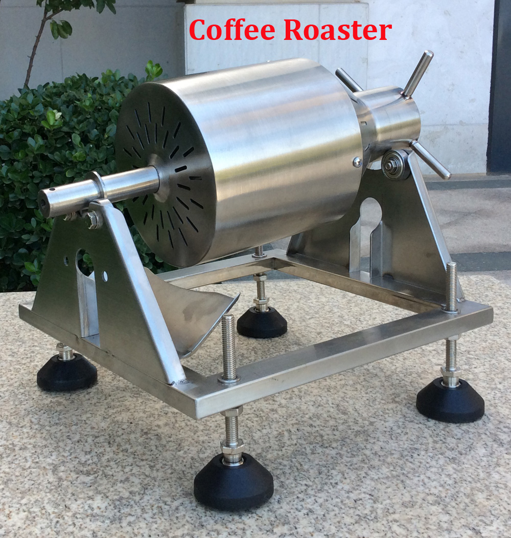 Household Portable Coffee Roaster Diy Manual Coffee Bean