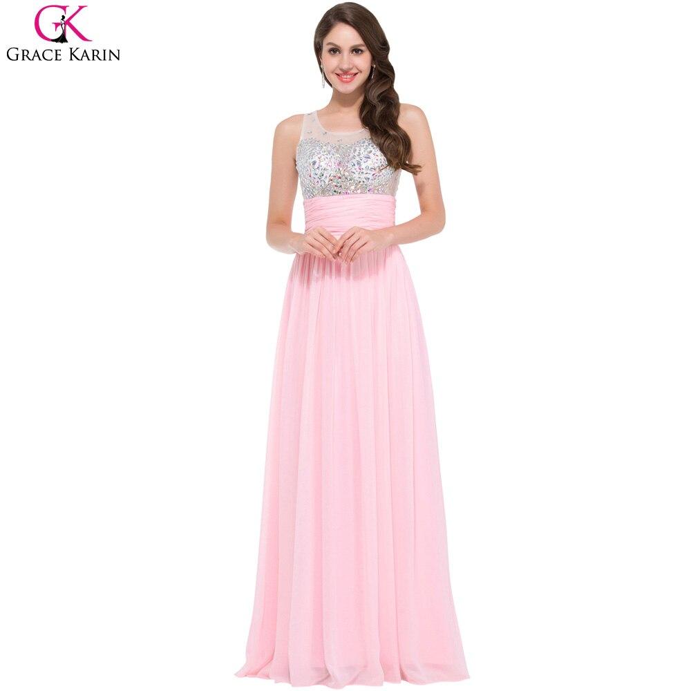 Платья розовые на вечер