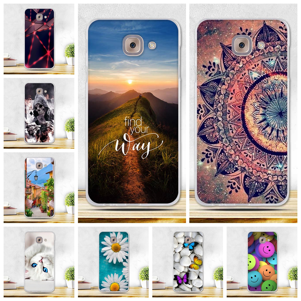 Phone Case for Samsung Galaxy J7 Max Case Silicone Covers For Samsung Galaxy J7 Max G615F G61 Cover Cases for Samsung J7 Max Bag
