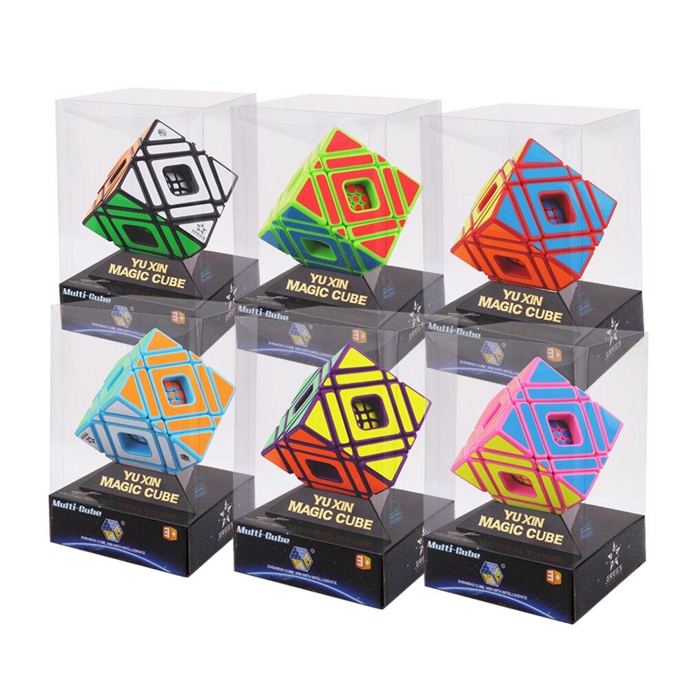 ZHISHENG YUXIN Multi-Skew Magic cube Strange-shape Puzzle Toys For ChildrenZHISHENG YUXIN Multi-Skew Magic cube Strange-shape Puzzle Toys For Children