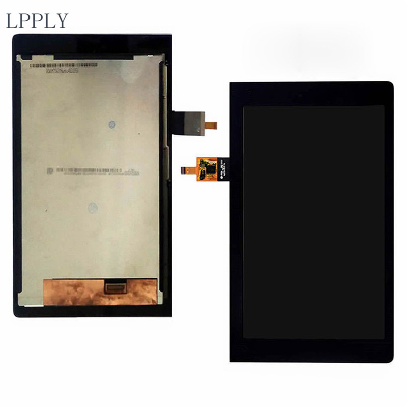 Tablet Accessories Amicable Lpply Lcd Assembly For Lenovo Yoga Tab 2 Yt3-850l Yt3-850f Yt3-850m Yt3-850 Lcd Display Touch Screen Digitizer Glass Without Return