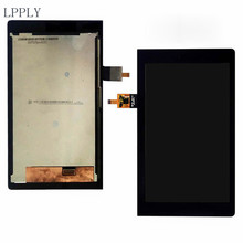 LPPLY LCD assembly For Lenovo YOGA Tab 2 YT3-850L YT3-850F YT3-850M YT3-850 LCD Display Touch Screen Digitizer Glass