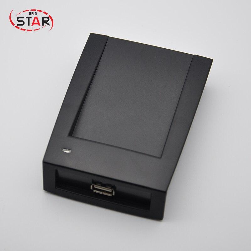 Lecteur/programmeur/copieur d'étiquette de rfid de capsule de T5577 125 khz de lecteur de la puce RFID injectable animale ISO11784 FDX-A