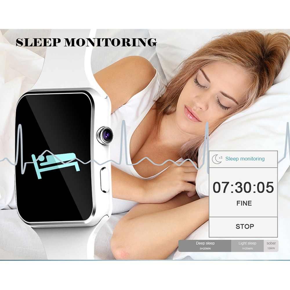 Смарт-часы X6 с поддержкой sim-карты TF с камерой H, умные часы с Bluetooth циферблатом/с камерой, сенсорным экраном для IPhone, Xiaomi, Android, IOS