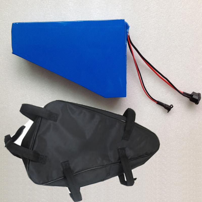 triangle battery 1000W Electric Bike Battery 48V 20AH triangle Lithium battery with Free bag,PVC Case 30A BMS 54.6V 2A charger 24v e bike battery 8ah 500w with 29 4v 2a charger lithium battery built in 30a bms electric bicycle battery 24v free shipping