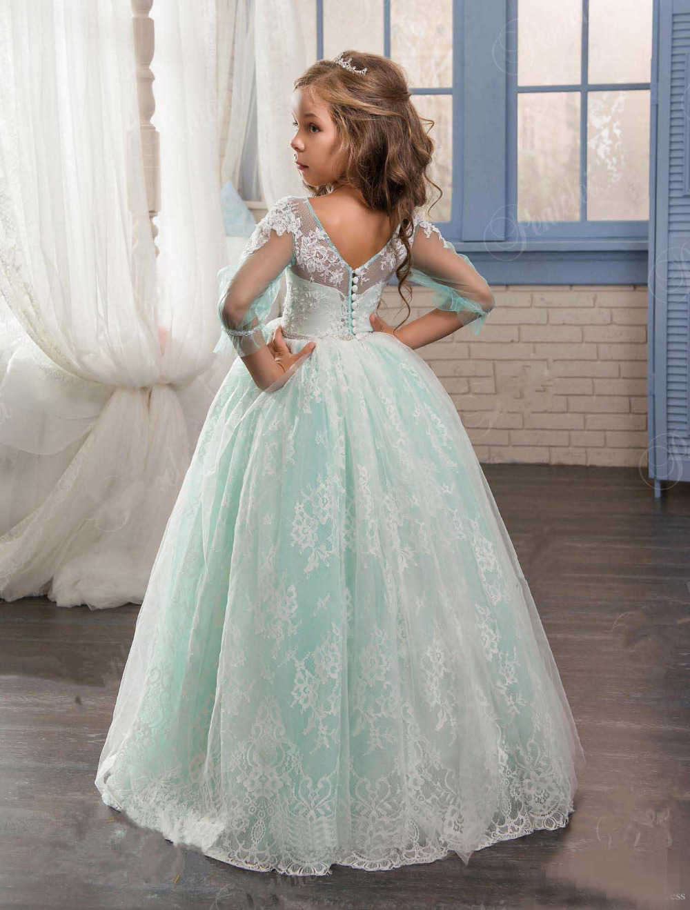 Magnificent Kid Wedding Dress Adornment - All Wedding Dresses ...