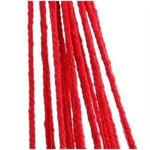Image 3 - Hamak 2 kişi için 200cm * 150cm kadar 200 kg kırmızı