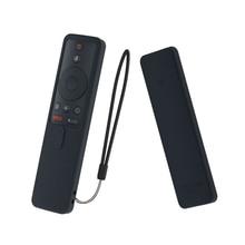 Sikai シリコン保護ケース Mi ボックスのリモコンカバースキンシャオマイルボックスのスマートテレビのリモコン