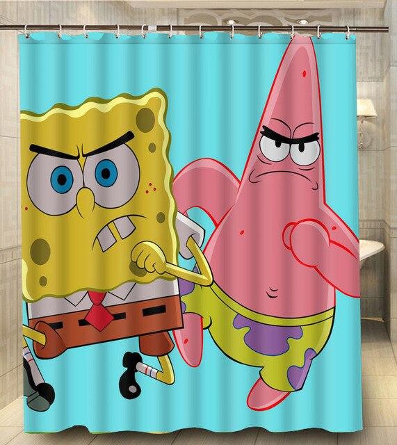 spongebob curtins gay