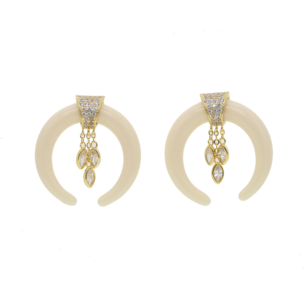 punjabi products by traditional antique earrings gold jewellery stud