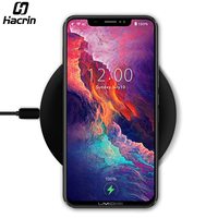 10W Fast Charger For Ulefone Power 5 Wireless Charge Qi Wireless Charging Pad For Samsung Galaxy