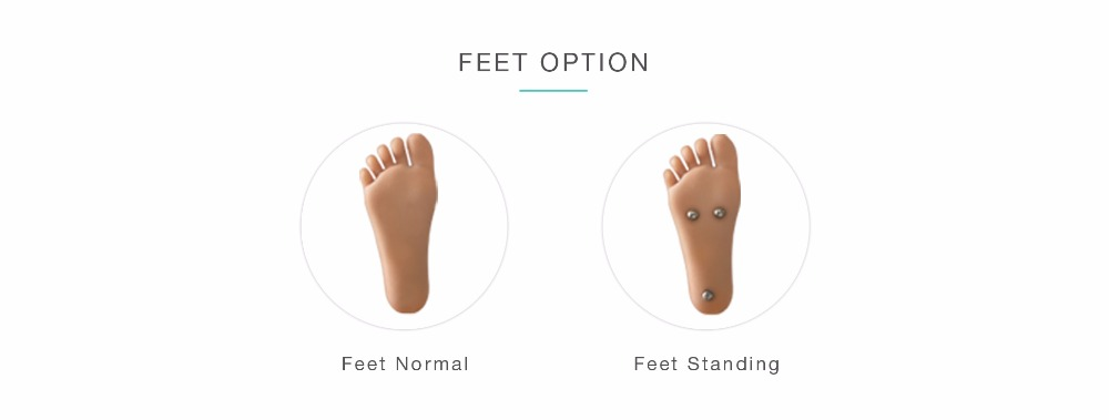 Feet-option