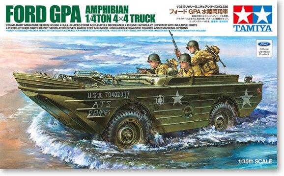 1/35 NOUS FORD GPA AMPHIBIENS 1/4TON CAMION 35336