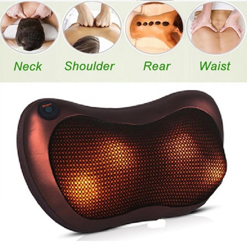 Waist Massager Shiatsu Massage Pillow