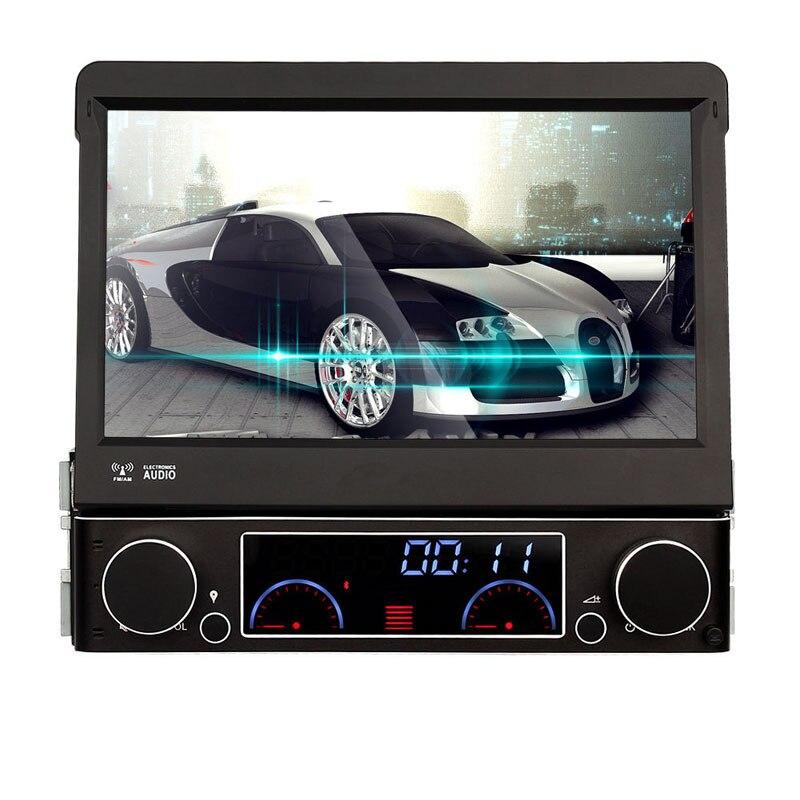 Lecteur DVD voiture 1 DIN autoradio GPS WIN8 UI écran tactile Radio stéréo automobile + carte gratuite