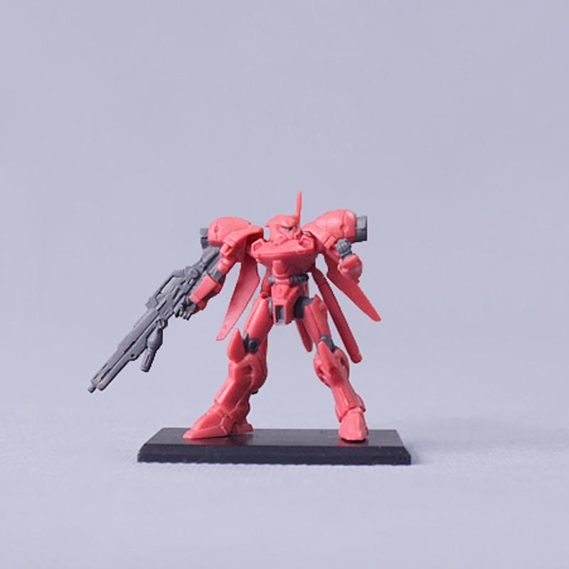 1PC free shipping japan <font><b>action</b></font> <font><b>figure</b></font> anime <font><b>toys</b></font> <font><b>Gundam</b></font> robot model series <font><b>mini</b></font> red felt Mary Collector's Edition