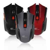 FANTECH mysz do gier mysz mysz dla graczy optyczne Mini 2.4GHz USB 2.0 bezprzewodowy mysz komputerowa na pulpicie laptopa PC sem fio