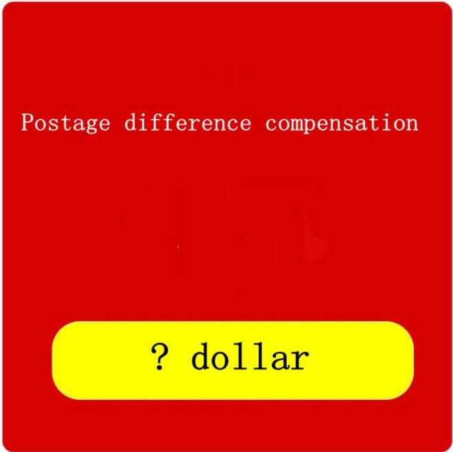 Difference Compensation Price for The loss of fabric and workers's handmade fee