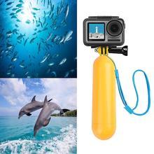 Yiwa Float Hand Grip Tripod Buoyancy Rod Pole Stick Monopod for DJI OSMO ACTION Sport Camera Accessories