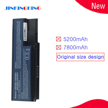 Batería de ordenador portátil de 10,8 V, AS07B71, AS07B72, para Acer Aspire...