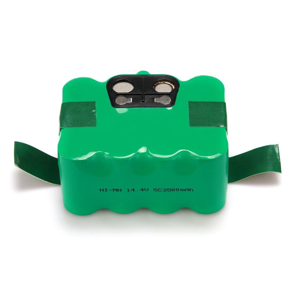 Anmas Puissance 1 Pièces 14.4 V 3500 mAh NI-MH Vide Batterie Pour ROBOT XR210, XR210C, XR210B IWIP 600