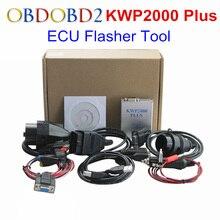 KWP2000 Плюс OBDII OBD2 Чип ECU Инструмент настройки KWP 2000 плюс ECU Flasher Smart переназначение декодирования инструмент ЭБУ программист REMAP инструмент