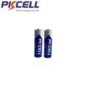 Image 3 - 8Pc PKCELL 1.5V FR6 L91 AA LiFeS2 배터리 3000MAH 14.5*50.5MM 15 년 휴대 전화, 워크맨, 카메라