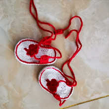 Hand-woven baby girl mesh sandals Summer Baby Sweater shoes soft sole breathable lovely newborn
