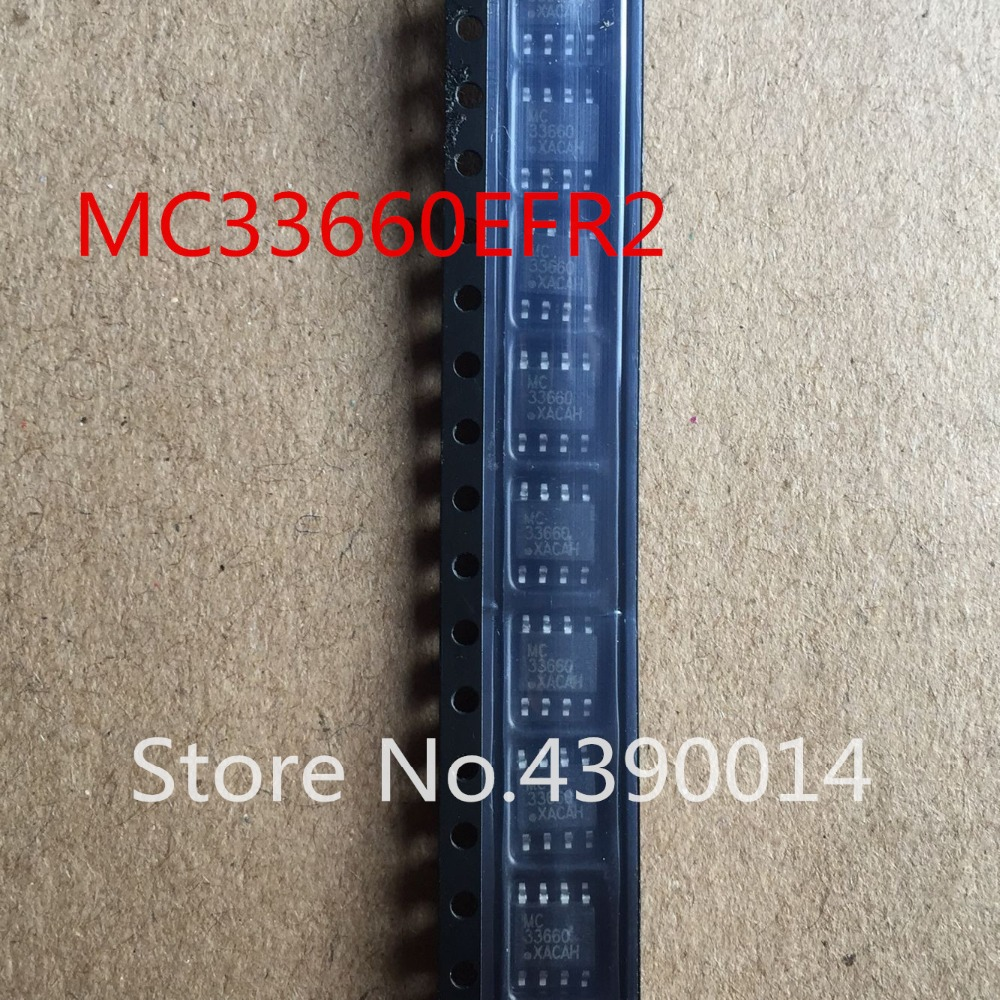 100 pcs/lot MC33660 MC33660EF MC33660EFR2 SOP8100 pcs/lot MC33660 MC33660EF MC33660EFR2 SOP8