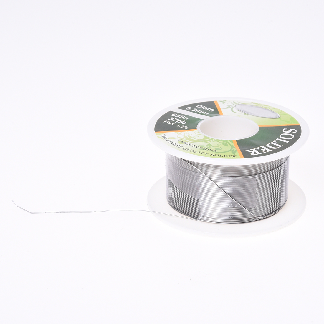 Promotion! Ya Xun - The Finest Quality Solder 0.3mm Dia,1.2% Flux,63Sn/37Pb, Wire Reel