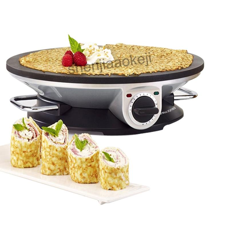 KS-351H Electric Spring Roll Machine Household Smart Pancake machine non-stick pancakes pans Teppanyaki 220v 1200w 1pcKS-351H Electric Spring Roll Machine Household Smart Pancake machine non-stick pancakes pans Teppanyaki 220v 1200w 1pc