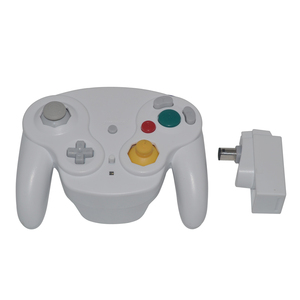 Image 5 - 2.4GHz Wireless Bluetooth Gamepad Controller Gamepad joystick with receiver for N G C for GameCube for wii