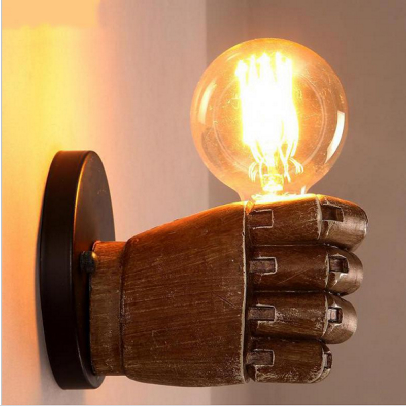 led lamp home modern dining room lights indoor photography lighting bar coffeeshop restaurant mirror wall lamp hotel sconce wooden lighting led chandelier modern simple creative atmosphere art dining lights lighting bar restaurant dining room lights