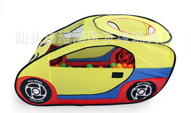 Cute Car kids toy tents Child Toy Tent Indoor Outdoor Beach Play House FREE W  sc 1 st  AliExpress.com & Cute Car kids toy tents Child Toy Tent Indoor Outdoor Beach Play ...