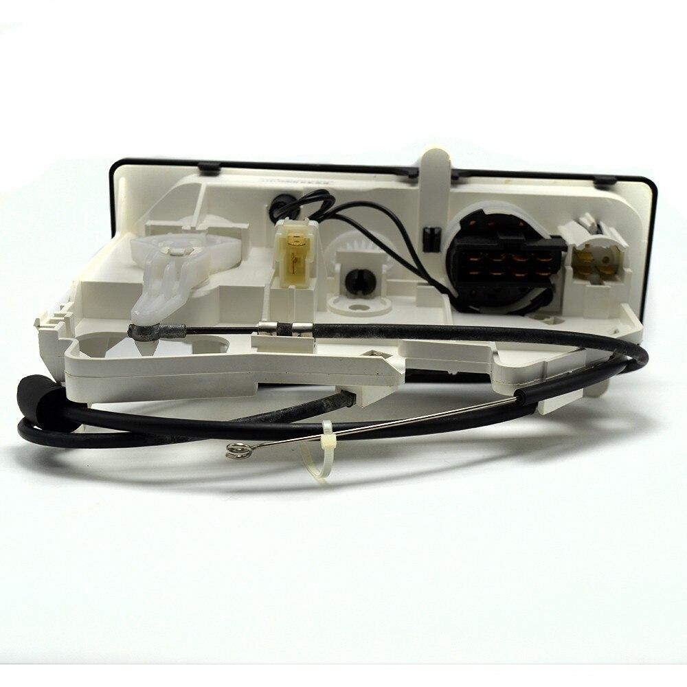 Nouveau panneau de commande/contrôle de climatisation master A/CHeater de haute qualité pour Mitsubishi Pajero V31 V32 V33 MB657317 - 4